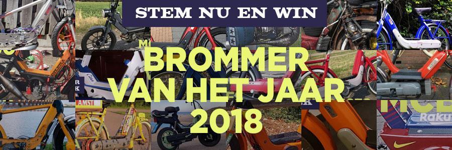 Brom vh jaar 2018