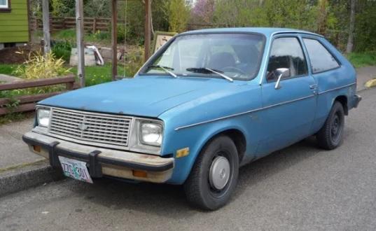 chevette 1980