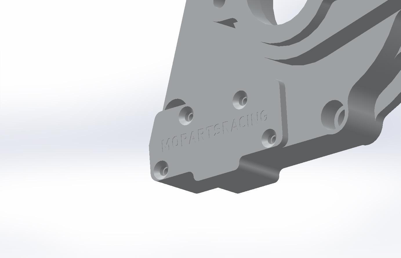 MR Polini Evolution Kickstart Cap Close Up