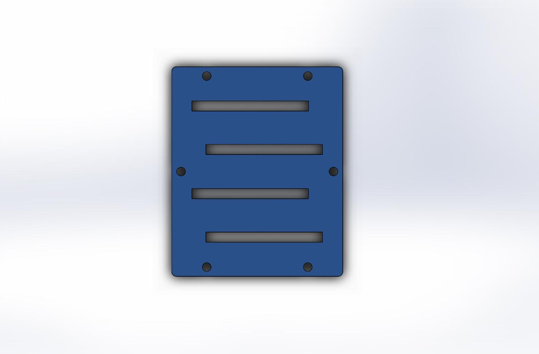 MOPARTS RACING EuroCilindro Liquid Cooled Radiator Gasket